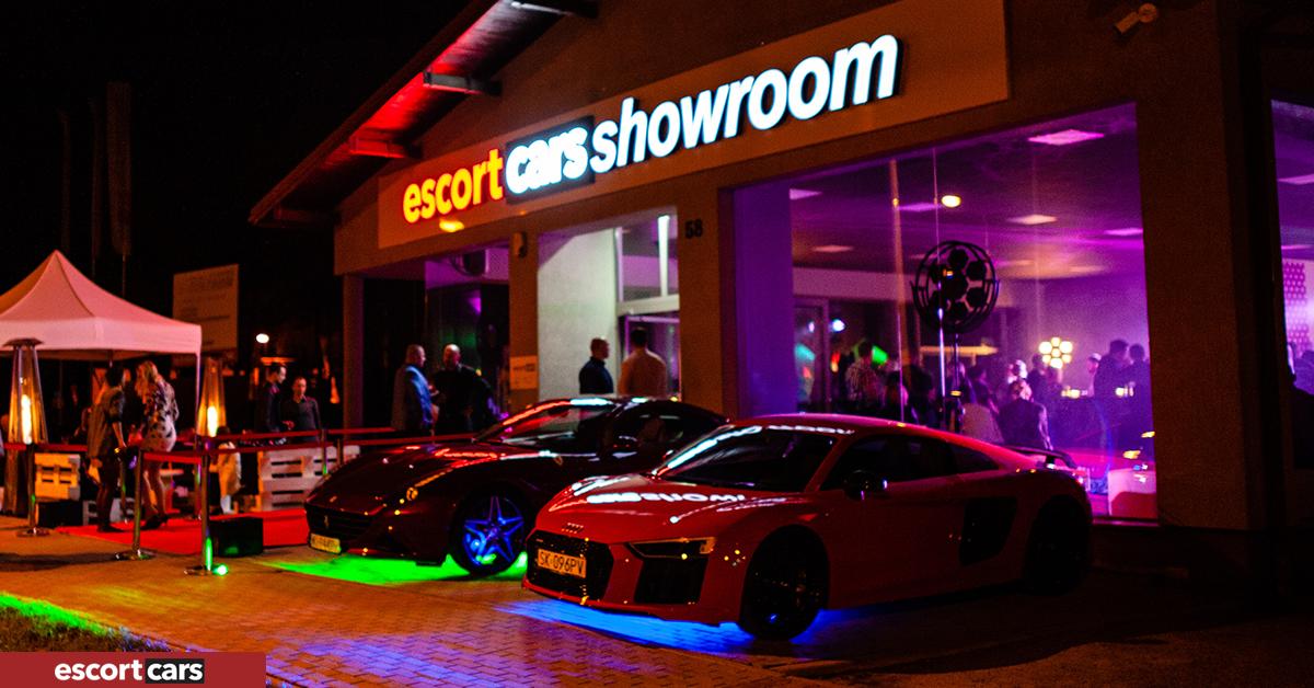Escort Cars - Wypożyczalnia samochodów luksusowych EscortCars Oświęcim