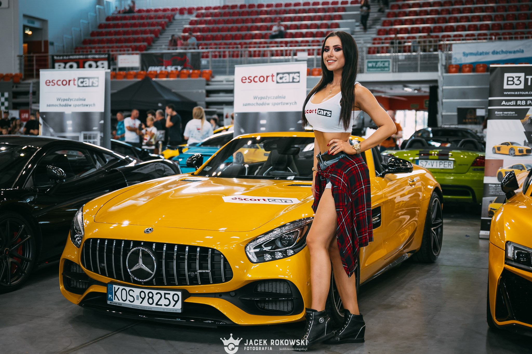 Escort Cars Motoshow Bielsko-Biała 2019