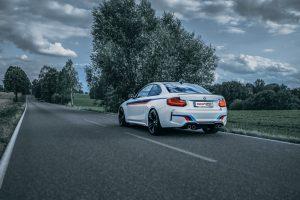 BMW M2 F87 coupe - escort cars - wypożyczalnia samochodów sportowych
