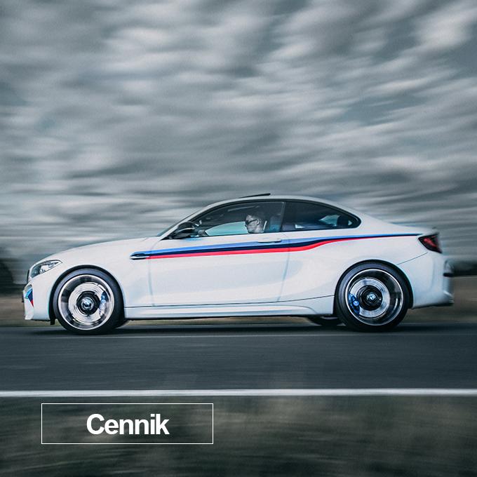Cennik BMW M2 F87 coupe