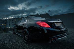 Mercedes S500 AMG - escort cars - wypożyczalnia samochodów sportowych - S-Klasa